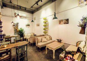 Đèn Trang Trí Quán Cafe Retro –GHO-213-8