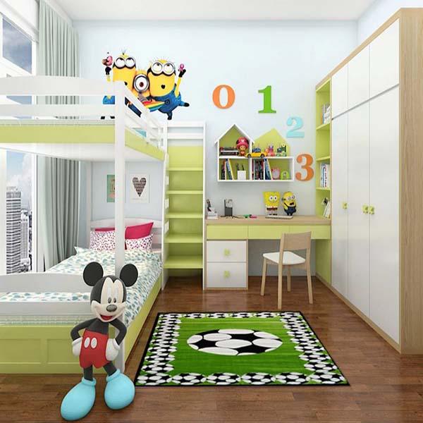Kết quả hình ảnh cho phòng ngủ trẻ em