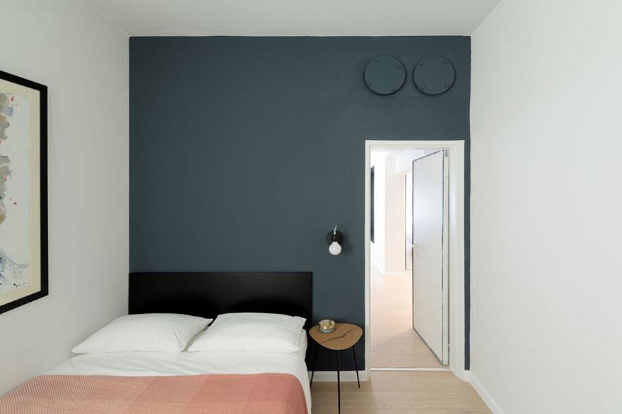 Ý tưởng thiết kế phòng ngủ khác trong căn hộ chung cư