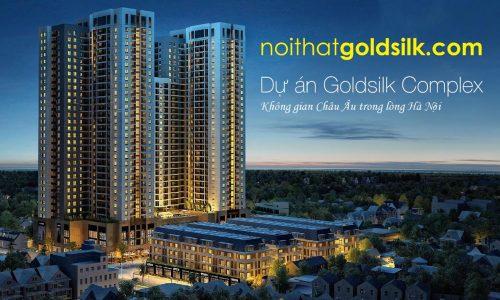 Thiết Kế - Thi Công Nội Thất Trọn Gói Chung Cư GoldSilk Complex