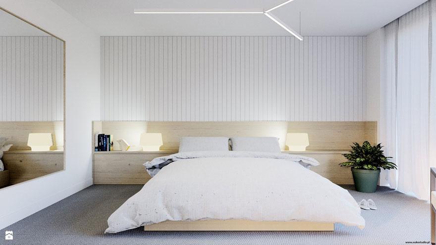 Mẹo trang trí giúp phòng ngủ 20m2 ấm áp vào mùa đông
