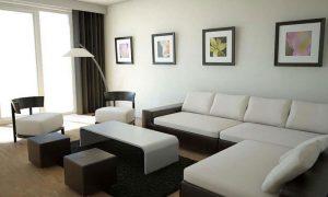 Nội thất phòng khách 20m2 ở 5 phong cách thiết kế khác nhau sẽ thế nào?