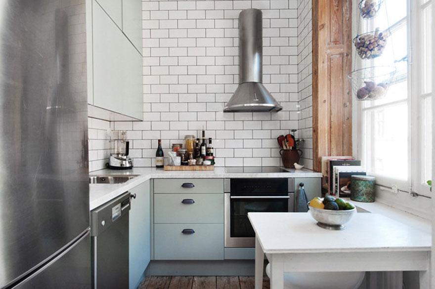 Ý tưởng thiết kế bếp - Estilos Deco