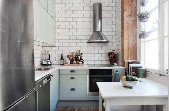 Các kiểu thiết kế bếp 6m2 mang đầy cảm hứng nấu nướng