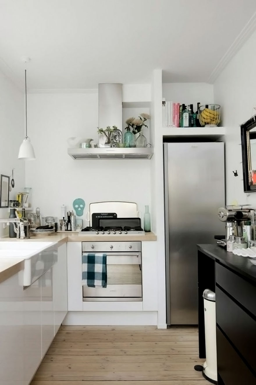 Ý tưởng thiết kế bếp - House and Hold