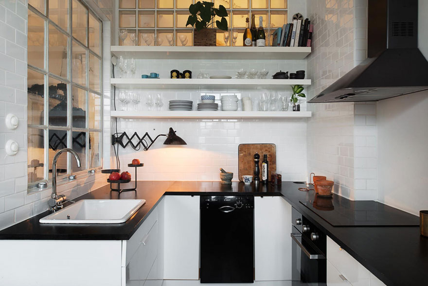 Ý tưởng thiết kế bếp - Fanstastic Frank