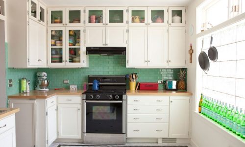 Mẹo thiết kế nội thất giúp nhà bếp diện tích nhỏ vẫn đẹp