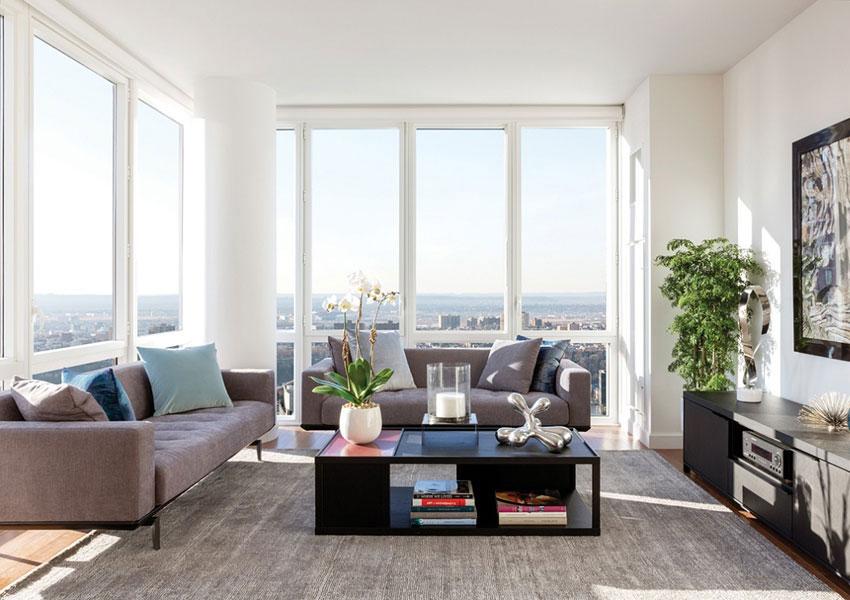 4 tiêu chí thiết kế nội thất căn hộ chung cư 75m2 đẹp
