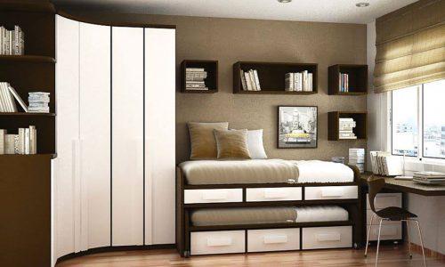 2 ý tưởng thiết kế nội thất cho phòng ngủ 10m2 cực kỳ độc đáo