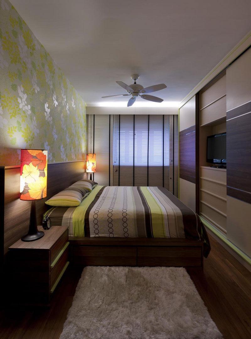 Đừng quên tìm cho mình các đồ nội thất sáng màu, như các mẫu decal dán tường chẳng hạn.