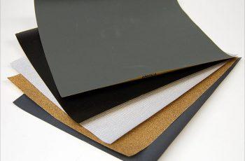 Nhớ giữ lại những tờ giấy nhám để làm sắc các vật dụng gia đình nhanh chóng