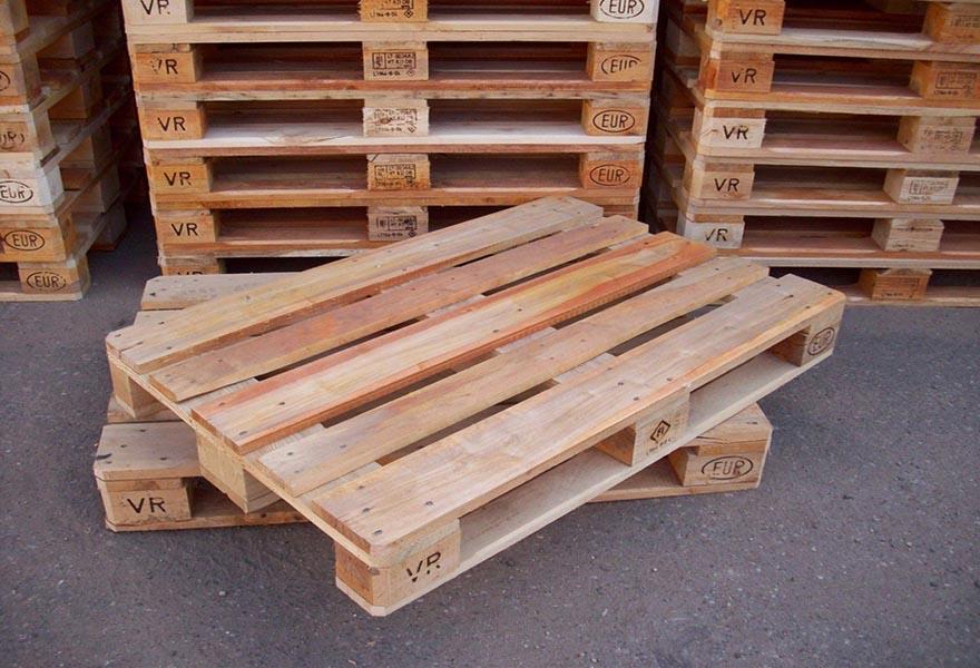 Khái Quát về Pallet, pallet gỗ