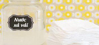 Mẹo vặt cuộc sống: Công thức làm nước xả vải tự chế cực an toàn mà vẫn đảm bảo quần áo sạch 100%