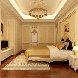 Trang trí phòng ngủ phong cách Hàn Quốc đầy ấn tượng và thu hút