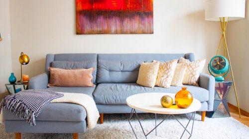 Nhà đã nhỏ mà không biết cách trang trí phòng khách này thì thật là uổng phí!