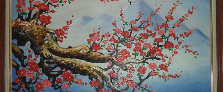 tranh-treo-phong-khach-cho-nguoi-menh-hoa