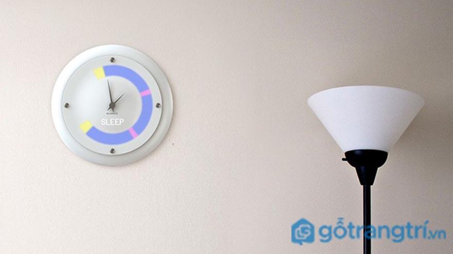 Đồng hồ treo tường thông minh Glance Clock độc đáo