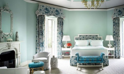 Màu sắc nội thất phòng ngủ ảnh hưởng tâm lý ra sao?