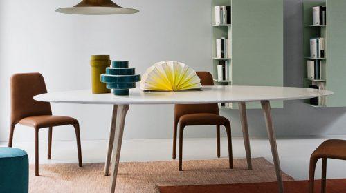Cách chọn kiểu dáng bàn ăn cho biết điều gì về gia đình?