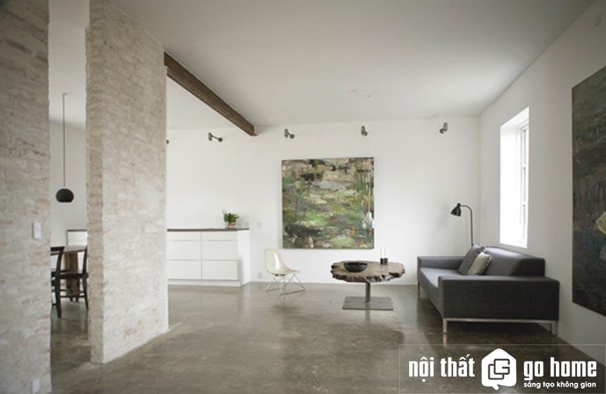 Công năng sử dụng luôn được đặt lên hàng đầu trong phong cách nội thất đương đại