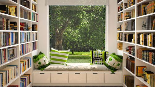 4 thứ mà các ý tưởng thiết kế góc đọc sách đều nên có