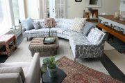 Chuyên gia bật mí cách trang trí nội thất với ghế sofa to và dài