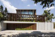 Louvers House - Thổi hồn thiên nhiên vào ngôi nhà Việt