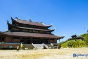 Nghệ thuật kiến trúc mang đậm nét Việt Nam của chùa Bái Đính