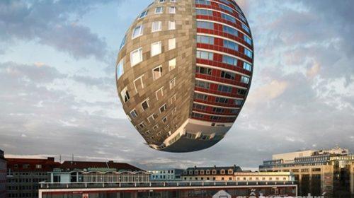 Các kiểu kiến trúc độc đáo bằng kĩ xảo 3D lạ lùng nhất thế giới