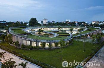 6 công trình kiến trúc Việt Nam lọt top xuất sắc nhất thế giới