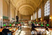 """7 công trình thư viện nổi tiếng với kiến trúc đẹp """"không tưởng"""""""