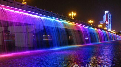 Trầm trồ vẻ đẹp của đài phun nước nghệ thuật là đỉnh cao kiến trúc