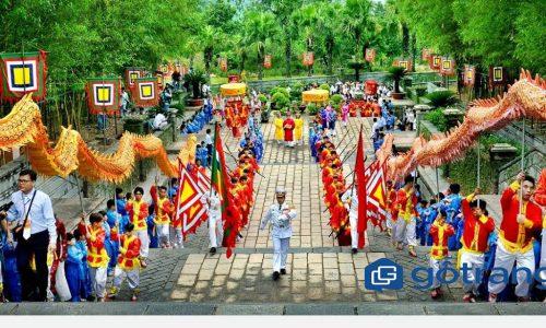 Tìm hiểu các hoạt động văn hóa tổ chức trong Lễ Giỗ Tổ Hùng Vương