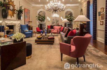 8 mẫu không gian nội thất đẹp nhất do tạp chí Decoist bình chọn