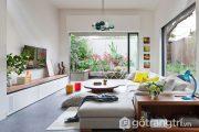 Hé lộ 10 mẫu thiết kế không gian nội thất phòng khách đẹp