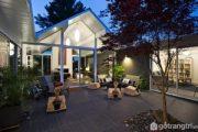Thiết kế khuôn viên nhà ở lý tưởng hấp dẫn tại Burlingame, California