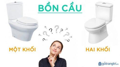 Chuyên gia thiết kế chia sẻ kinh nghiệm chọn bồn cầu toilet chuẩn nhất