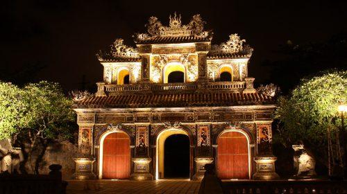 Khám phá kiến trúc cung đình triều Nguyễn qua di tích kinh thành Huế