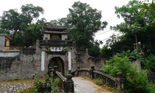 Khám phá nét đẹp độc đáo của làng Việt cổ ở đồng bằng Bắc Bộ (P2)