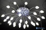 Tư vấn thiết kế nội thất sang trọng với những mẫu đèn chùm hot nhất