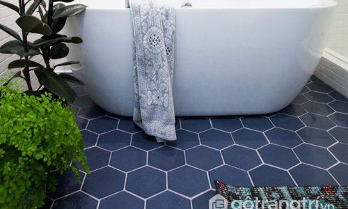 Hé lộ những mẫu gạch chống trơn lát sàn nhà vô cùng tiện ích