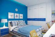 Lựa chọn màu sơn phòng ngủ cho bé trai như thế nào sinh động?