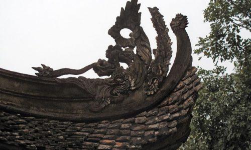 Khám phá nét độc đáo của nghệ thuật kiến trúc đình làng Việt Nam (P2)