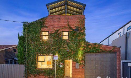Chiêm ngưỡng ngôi nhà xanh tuyệt vời được cải tạo từ nhà kho cũ