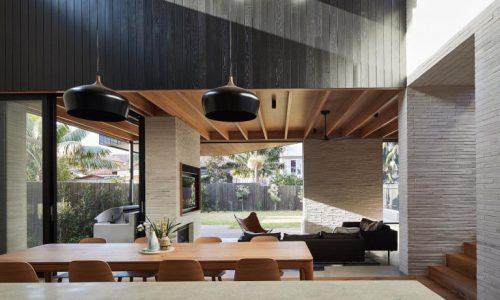 Ngắm thiết kế vừa lạ vừa độc của ngôi nhà Gạch tại Sydney – Úc