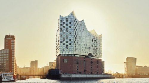 Ngắm công trình vĩ đại mang tên Elbphilharmonie tại TP Hamburg