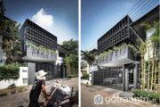 Chiêm ngưỡng Nhà Lồng Hoa độc đáo có một không hai ở Bangkok