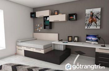 4 yếu tố thiết kế nội thất đẹp tiết kiệm không gian cho nhà nhỏ