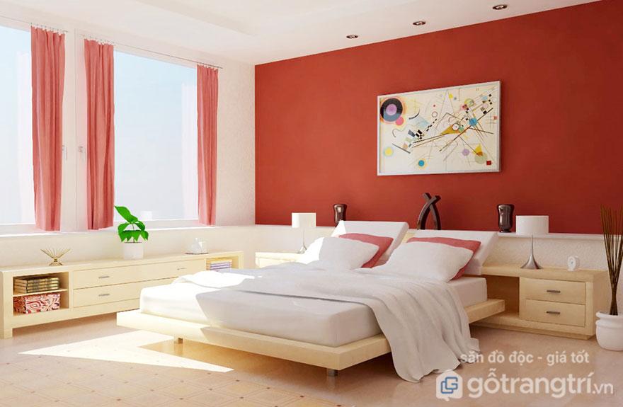 Gam màu đỏ hồng bảo là sự yêu thích của những cô nàng thuộc mệnh Hỏa. (Ảnh: Internet.com)