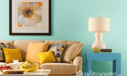 Khám phá 10 mẫu sơn tường màu đẹp cho căn nhà HOT nhất năm 2018